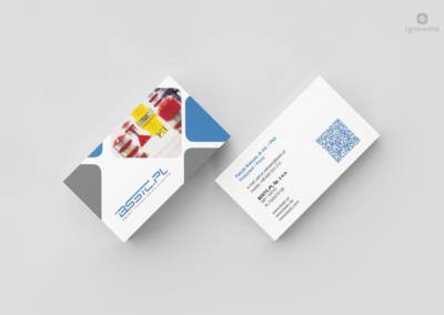BSSTC - wizytówka firmowa 1