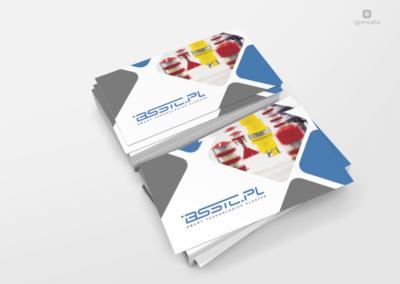 BSSTC - wizytówka firmowa