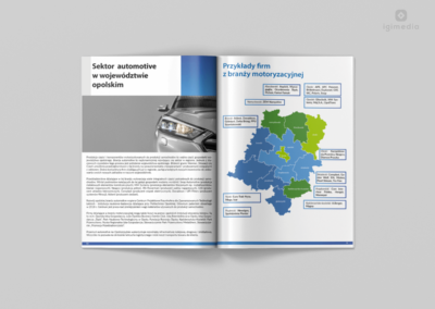 Foldery branżowe - (11) Opolskie Centrum Rozwoju Gospodarki